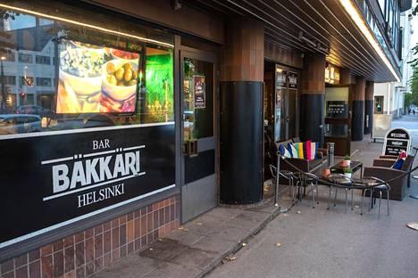 Bar Bäkkäri muutti tyylinsä elokuussa.