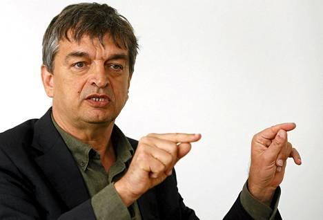 Jérôme Champagne on yksi viidestä ehdokkaasta Fifan uudeksi puheenjohtajaksi.