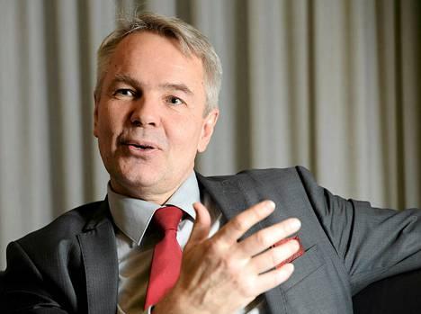 Pekka Haaviston mukaan ulkomaiset omistajat kuten kilpaileva lentoyhtiö ei voisi omistaa Finnairin enemmistöä ilman, että Finnairin strategia muuttuisi.