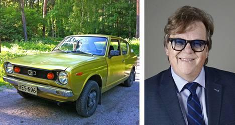 Mikko Alatalo kertoi Helsingin Sanomissa, että hänen kesäautonaan toimi 1970-luvulla Datsun 100A, jonka tärkeimpiin ominaisuuksiin kuului mimmikippi. Kuvan Datsun 100A ei ole Alatalon, vaan Kuuma kesä 1985 -musikaalista peräisin.
