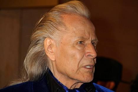 Peter Nygård vuonna 2016.