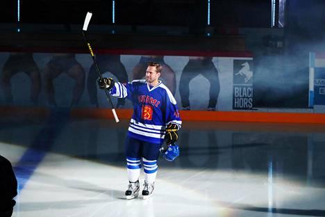 Kimmo Timosesta tuli perjantaina uusi jäsen Jääkiekkomuseon Hockey Hall of Fameen.