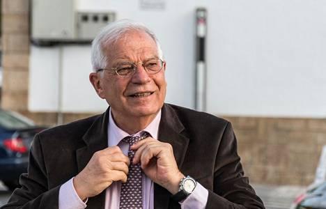 EU:n ykkösdiplomaatti Josep Borrell toukokuussa 2019.