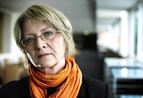 Eva Gabrielssonin mukaan Stieg Larsson ei olisi hyväksynyt sitä, että Lisbeth Salanderin hahmoa käytetään epäolennaisessa markkinoinnissa.
