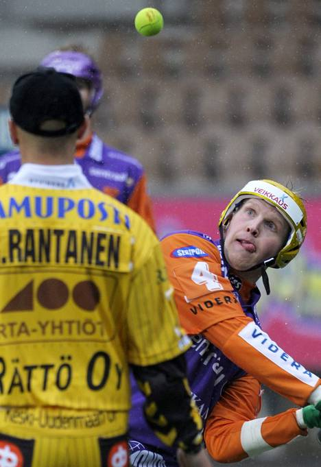 Roope Korhonen on Jymyn luottopelaaja.