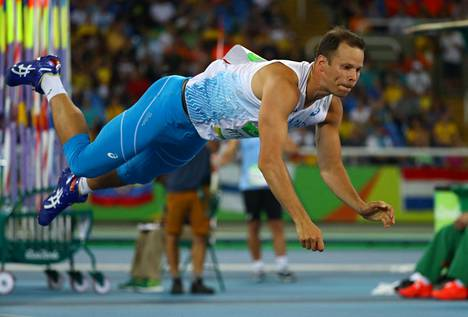 Tero Pitkämäen kisat Rion olympialaisissa päättyivät karsintaan.