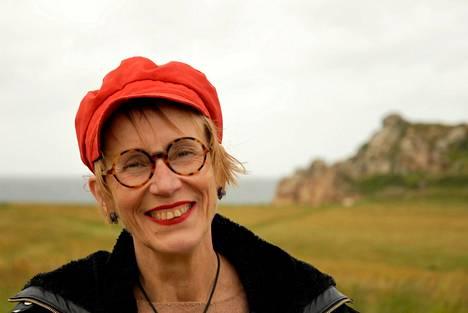 Kirsi Kinnunen muutti ensin Pariisiin, mutta hän on nyt asunut jo pitkään Bretagnessa.