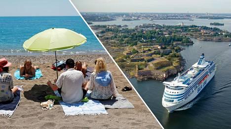 Finnair lisää lentoja Malagan kaltaisiin suosittuihin lomakohteisiin. Tallink-Siljan tarkoituksena on ryhtyä avaamaan reittejä kesä–heinäkuussa riippuen reitistä ja laivasta.