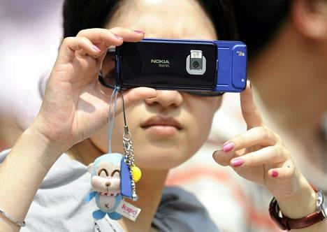 Nokia irtisanoo työntekijöitään Chengdunissa ja Shanghaissa.