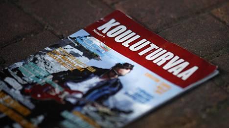 Helsingin poliisin talousrikosyksikkö käynnisti viime viikolla Kouluturvaa-lehdestä rikostutkinnan.