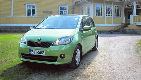 Citigo tuo Škodan pikkuautojen markkinoille.