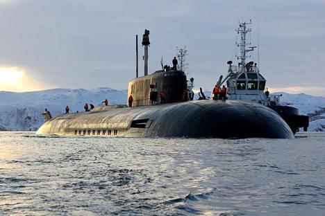 Oscar-luokan sukellusveneet voidaan aseistaa 24:llä Granit-meritorjuntaohjuksella, jotka voidaan varustaa ydinkärjin.