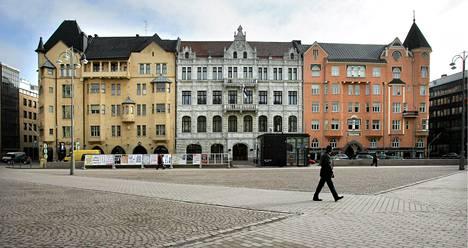 Helsingin Kasarmintorille tulee Talvisodan kansallinen muistomerkki.