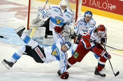 Suomi päihitti torstaina Venäjän maalein 2-1.