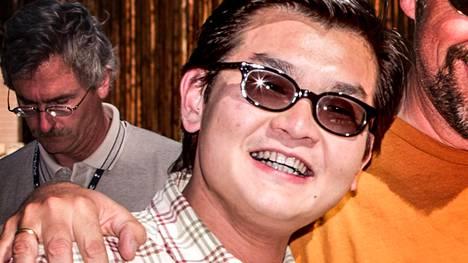 Viinihuijari Rudy Kumiawan