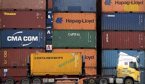 Suomen vienti sakkasi tyystin tammikuussa.