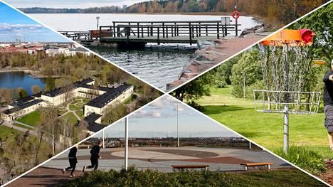 Ideoita on tullut muun muassa Lapinlahden alueelle sijoitettavasta yleisö-wc:stä, Munkkiniemen rantaan rakennettavasta uimalaiturista, Malminkartanon täyttömäen kehittämisestä sekä frisbeegolfratojen perustamisesta.