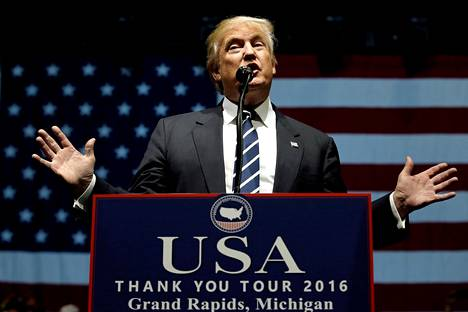 Donald Trump on nimittänyt tiimiinsä ihmisiä, jotka ovat puhuneet Kiinan muodostamasta taloudellisesta ja geopoliittisesta uhasta.