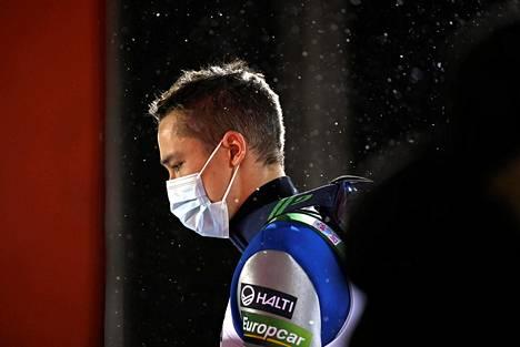 Eero Hirvonen sijoittui mc-avauksen parhaana suomalaisena 17:nneksi.