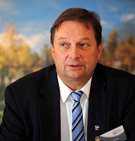 """Vuosi sitten Golfliitto haki opetus- ja kulttuuriministeriöltä 50<span class=""""nbsp"""">&nbsp;</span>000 euron erityisavustusta Antti Peltoniemen matkakuluihin Euroopan golfliiton EGA:n puheenjohtajana."""