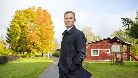 27-vuotias hallintotieteiden maisteri Teemu Heinonen on Suomen nuorin kunnanjohtaja.