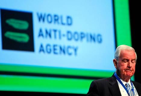 Kansainvälisen antidopingtoimiston Wadan puheejohtajana toimii tällä hetkellä skotlantilainen Craig Reedie.