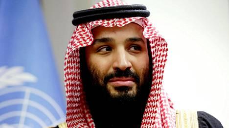 Muhammed bin Salman nousi kruununprinssiksi kesäkuussa 2017. Hän on Saudi-Arabian tosiasiallinen johtaja, vaikka kuninkaan kruunu on yhä hänen isällään Salman bin Abdulazizilla.
