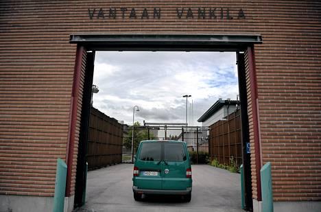 Vantaan vankila sijaitsee Itä-Hakkilassa.