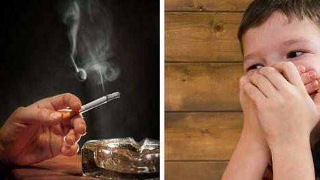 Tuore tutkimus osoittaa, että ympäristön tupakansavulla on selkeitä pitkäaikaisia vaikutuksia.