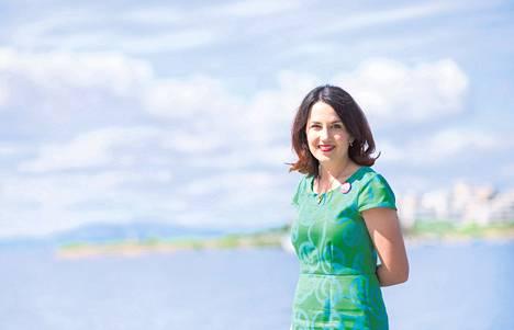 Pikkukaupunki asettaa kovia odotuksia kansanedustajilleen, sanoo forssalainen Sanni Grahn-Laasonen.
