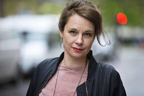 Sara Stridsberg on kuulunut Ruotsin akatemiaan vuodesta 2016.