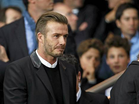 David Beckhamin hyväntekeväisyysele sai seuraajan.