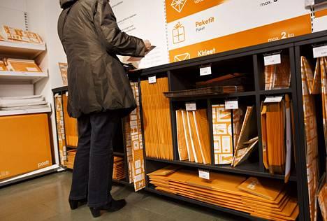 Postin myymälöiden yt-neuvottelut koskevat yhteensä 477:ää työntekijää.