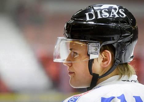 Jesse Puljujärvi muutti Torniosta omiin oloihinsa Ouluun vain 13-vuotiaana.