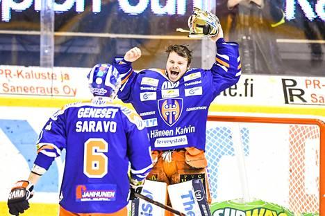 Jääkiekon Liigan ottelut nähdään vielä ensi kaudella Nelosen kanavilla.
