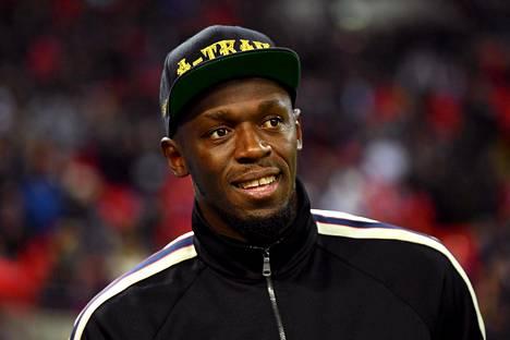 Usain Boltin perheeseen syntyi ensimmäinen lapsi toukokuussa.