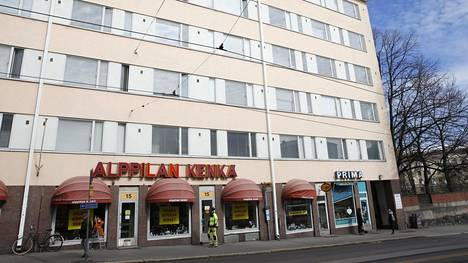 Osa kaupungin perimistä asunnoista sijaitsee Porvoonkatu 15:a.