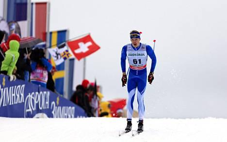 Iivo Niskanen pääsee todennäköisesti hiihtämään mielimatkansa 15 kilometriä myös olympialaisissa.