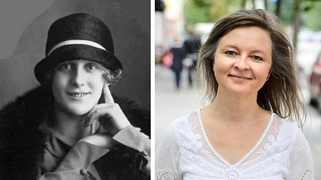 Sara Hildén ja Anna Kortelainen