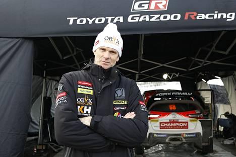 Marcus Grönholmin viimeinen MM-ralli päättyi keskeytykseen helmikuussa 2019 Ruotsissa.
