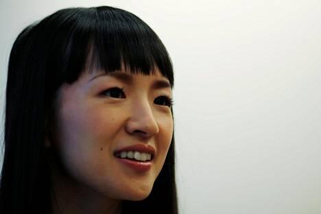 Japanilainen Marie Kondo vieraili viikko sitten Austinissa, Texasissa.