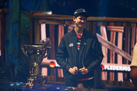 Kyle Giersdorf voitti heinäkuussa Fortniten maailmanmestaruuden.