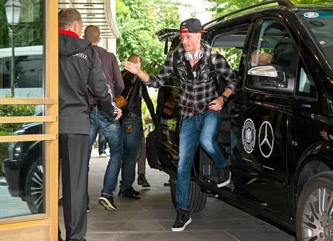 Marco Reus sai tuntuvat sakot.