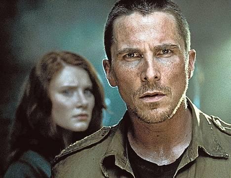 Bryce Dallas Howard ja Christian Bale ovat Terminatorin Kate ja John Connor.