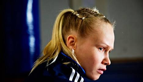 Petra Olli on saavuttanut urallaan jo EM-pronssia.