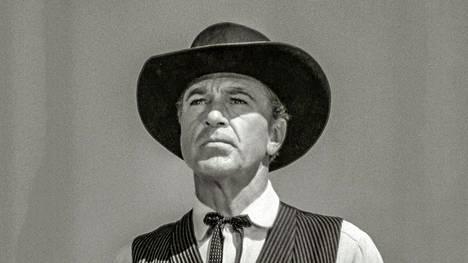 Sheriffi Will Kane eli Gary Cooper