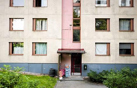 Kaupungin vuokra-asuntoja Espoon Suvelassa.