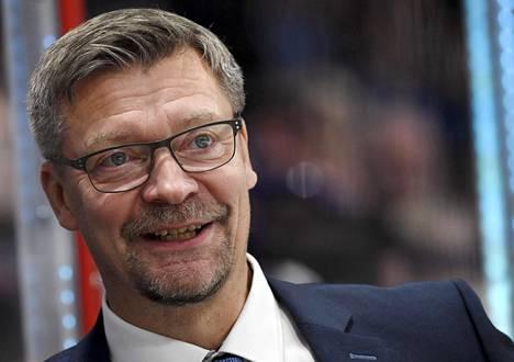 Leijonien päävalmentaja Jukka Jalonen oli tyytyväinen joukkueensa esitykseen.