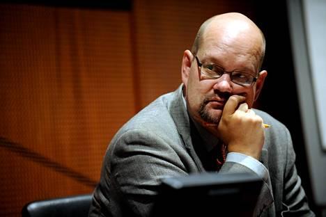 """Jaakko Kianderin mielestä Kreikan tilanteeseen ei ole """"mitään järkevää ratkaisua""""."""
