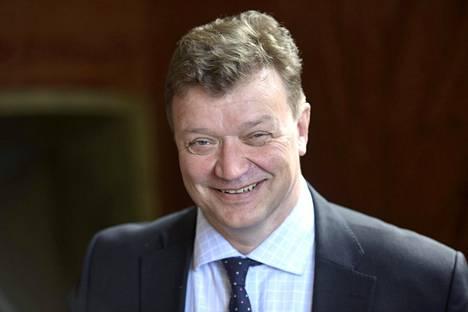 Maaseudun Tulevaisuuden päätoimittaja Jouni Kemppainen lähtee sitoutumattomaksi eurovaaliehdokkaaksi keskustan listalle.